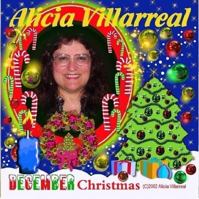 December Christmas - EP - Alicia Villarreal