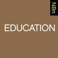 Podcast cover art for New Books in Education