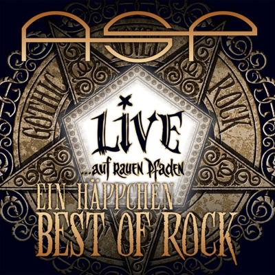 Ein Häppchen 'Best of Rock' (Live ... Auf Rauen Pfaden) - EP - ASP