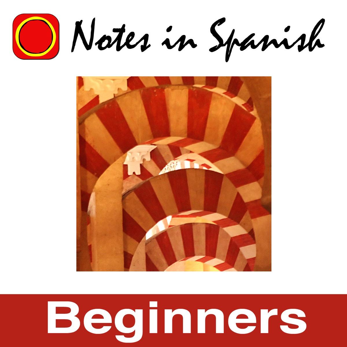 Workbooks notes in spanish intermediate worksheets free : Learn Spanish: Notes in Spanish Inspired Beginners | Lyssna här ...