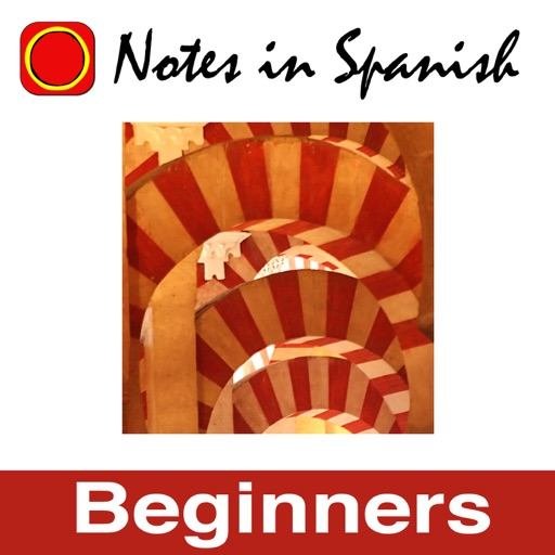 Cover image of Learn Spanish: Notes in Spanish Inspired Beginners