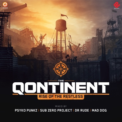 The Qontinent 2016 - Various Artists album