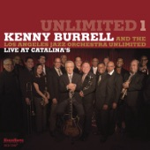 Kenny Burrell - Adelante! feat. Los Angeles Jazz Orchestra Unlimited