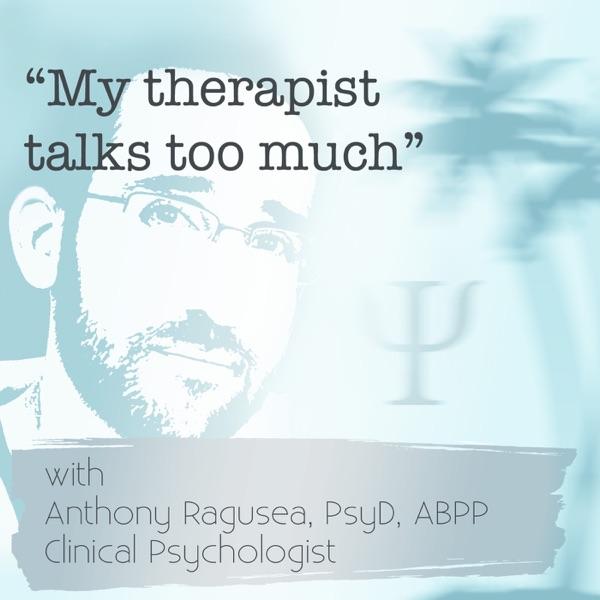"""My therapist talks too much"""