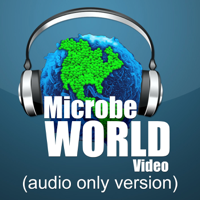 Podcast cover art for MicrobeWorld Video (audio only)