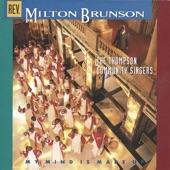 Rev. Milton Brunson - My Mind Is Made Up