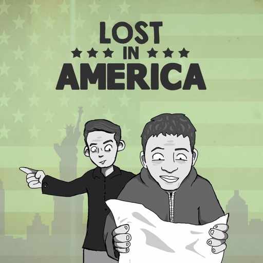 Cover image of Lost in America