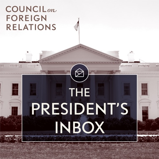 Cover image of The President's Inbox