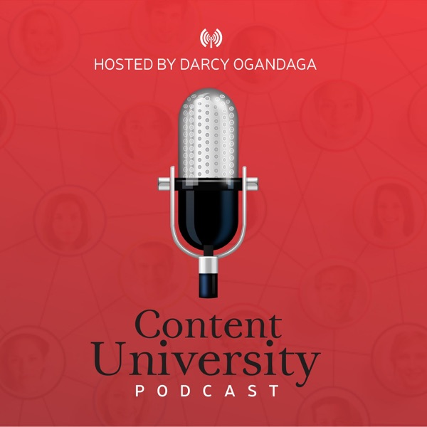 Content University Podcast a Bilingual English/ French Podcast about Content Creators and Entrepreneurs
