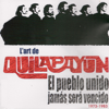 Quilapayun - El pueblo unido jamás será vencido ilustración