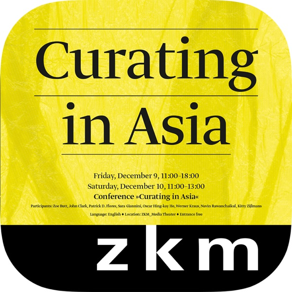 Curating in Asia