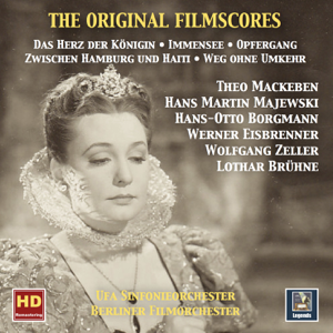 The Original Filmscores: German Symphonic Soundtracks 1940-1956 (Remastered 2016) - Various Artists