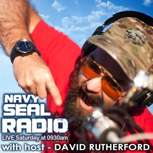 Cover image of Navy SEAL Radio with David Rutherford