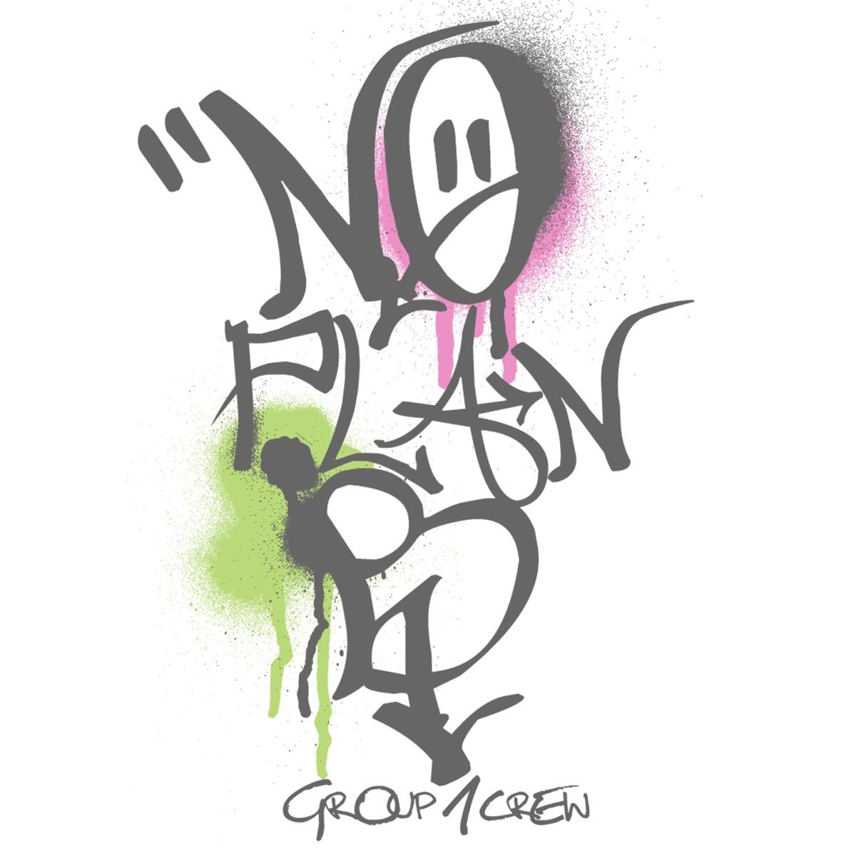 No Plan B - EP Group 1 Crew CD cover