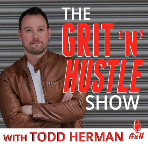Cover image of Grit 'n' Hustle | Real & Raw Stories of How Achievers ACTUALLY Made It