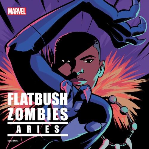 Flatbush Zombies - Aries (feat. Deadcuts) - Single