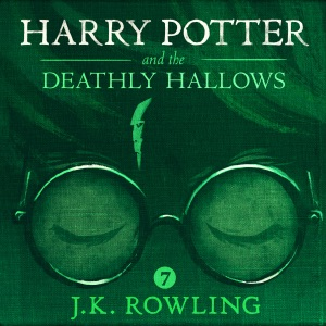 Harry Potter and the Deathly Hallows, Book 7 (Unabridged) - J.K. Rowling audiobook, mp3