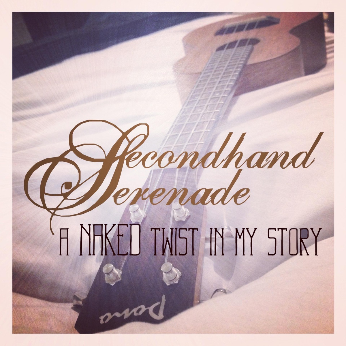 A Naked Twist in My Story Album Cover by Secondhand Serenade