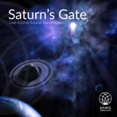 432 Hz Saturn's Gate (Live Sound Transmission)