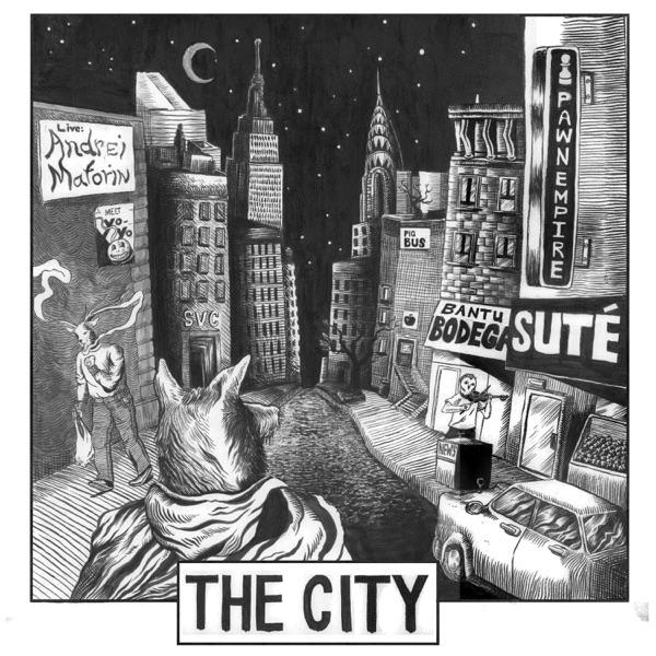 The City (Pawn Empire vs. Suté) [feat. Suté] - Single