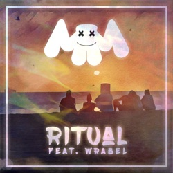 View album Marshmello - Ritual (feat. Wrabel) - Single