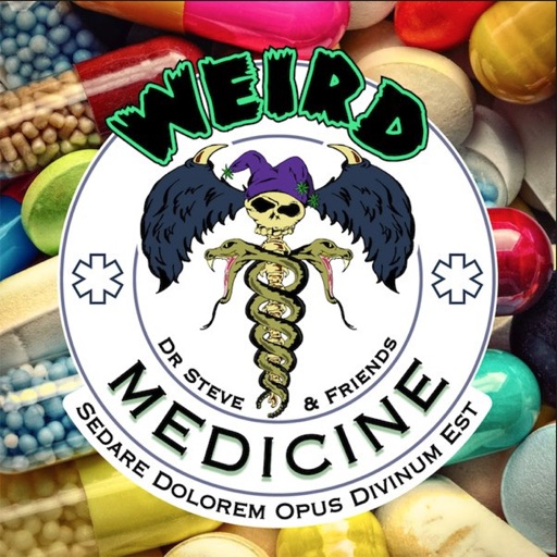Cover image of Weird Medicine: The Podcast