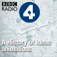 Podcast cover art for A History of Ideas animations