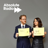 Podcast cover art for Geoff Lloyd with Annabel Port