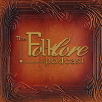 Podcast cover art for The Folklore Podcast