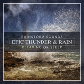 Storm Therapy - Big Thunder With Rain