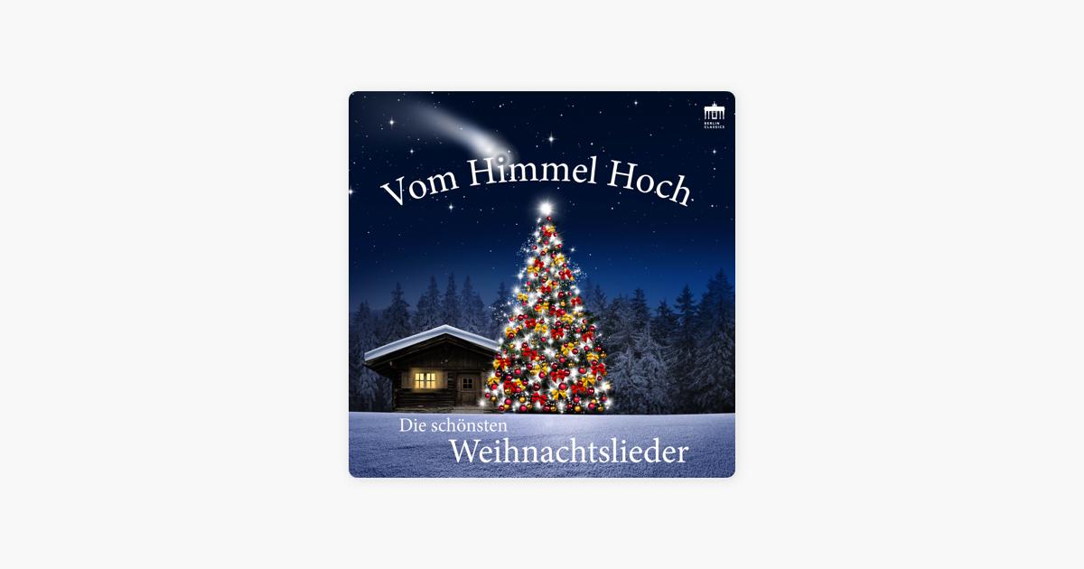 """Vom Himmel hoch: Die schönsten Weihnachtslieder"""" von Thomanerchor ..."""