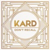 K.A.R.D Project, Vol. 2 - Don't Recall (Hidden Ver.) - Single, KARD