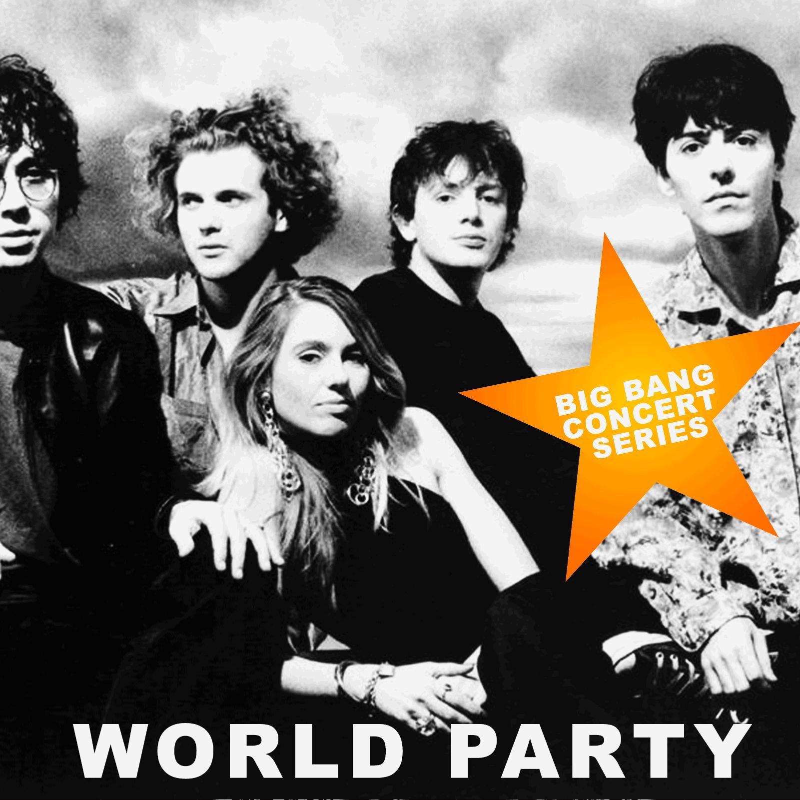 Big Bang Concert Series: World Party (Live) - EP