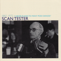 Scan Tester - I Never Played to Many Posh Dances artwork