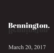 Bennington, Amy Miller, March 20, 2017