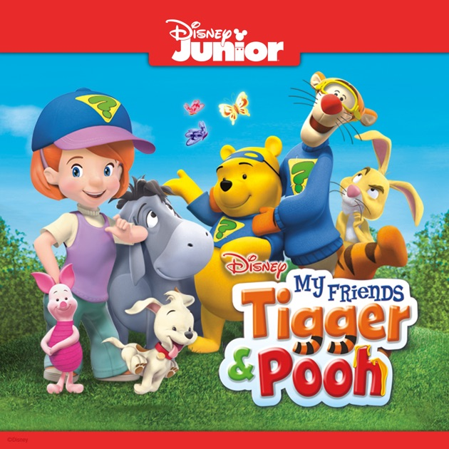 My friends tigger pooh season 2 on itunes altavistaventures Gallery