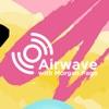 Airwave with Morgan Page artwork