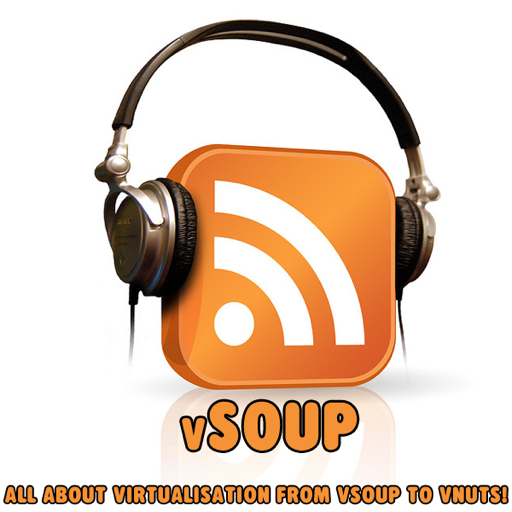Cover image of vSoup » Podcast Feed