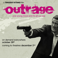 Outrage: Way of the Modern Yakuza - Meet the Director and Actor podcast