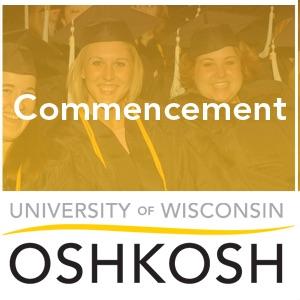 Spring 2010 pm UW Oshkosh Commencement Ceremonies