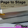 Page to Stage artwork