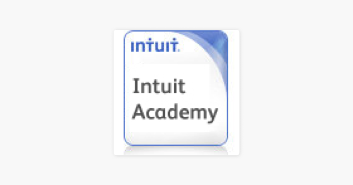 Intuit Academy to Go on Apple Podcasts