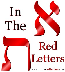 In The Red Letters