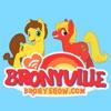 Bronyville artwork