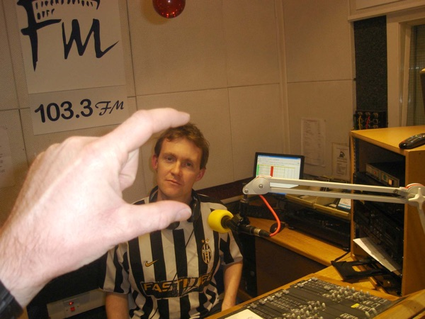 John McLuckie Show Podcast
