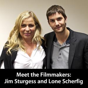 Jim Sturgess and Lone Scherfig: Meet the Filmmakers