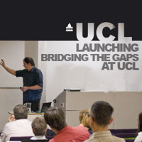 Launching Bridging the Gaps at UCL - Video podcast