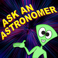 Podcast cover art for Ask an Astronomer