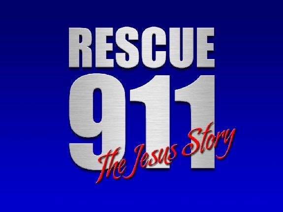 Rescue 911: The Jesus Story