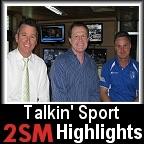 2SM: Talkin' Sport Radio Show